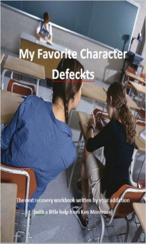 Character Defects Book Image