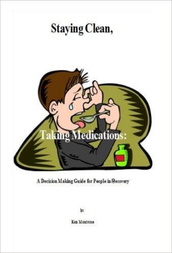 Staying Clean, Taking Medications Book Image