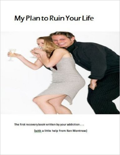 My Plan to Ruin Your Life Book Image